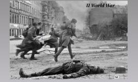 II Guerra Mondiale 1939 -1940