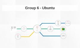 Group 6 - Ubuntu