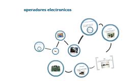 operadores electronicos