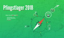 Pfingstlager 2018