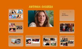 ANTONIA CABRERA