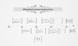 Historical context in Jane Eyre