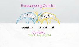 Context: Encountering Conflict