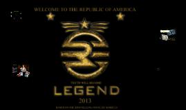 Copy of Legend ~ Marie Lu