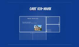 Cass' Eco-House