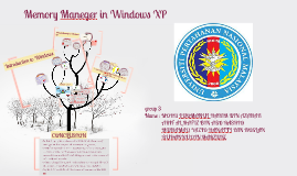 Copy of Copy of Memory Manager in Windows XP