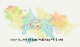 Camp de jour de saint-césaire - été 2018