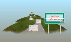 Articulo Informativo
