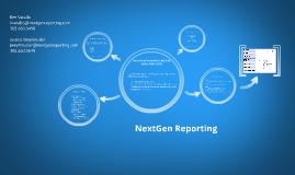 Copy of NextGen Reporting - Wilmington