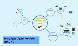 Betsy Agee Digital Portfolio