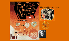 Copy of The Hunger Games with a Marxist Lens