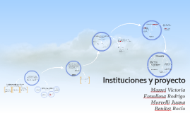 Instituciones como formaciones culturales