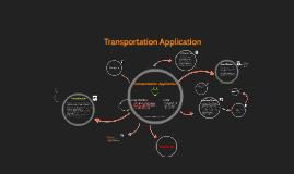 Transportation Application