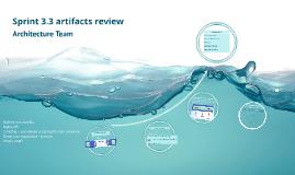 Sprint 3.3 Artifact Review