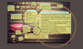 Copy of Aprendizaje de la lengua inglesa a través de actividades lúd