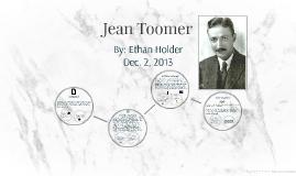 Georgia Author: Jean Toomer