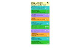 Tec-Variety analysis of a task