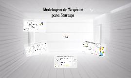 Modelagem de Negócios para Startups