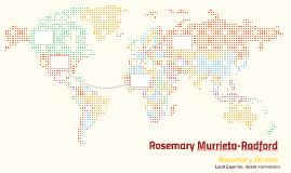 Rosemary Murrieta-Radford