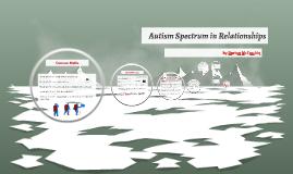 Autism Spectrum in Relationships