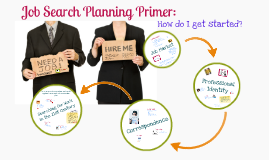 Planning Your Job Search