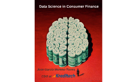 Data Science in Consumer finance