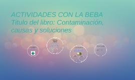 Copy of Copy of ACTIVIDADES CON LA BEBA