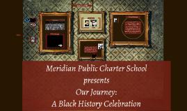 Our Journey: A Black History Celebration