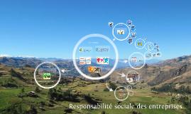 Visite de Cours Responsabilité Sociale des Entreprises