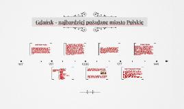 Gdańsk - najbardziej pożadane miasto Polskie