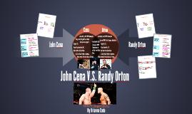 Copy of John Cena V.S. Randy Orton