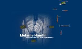Melanie Hamlin Prezume