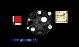 PIET MONDRIAN  2ºC2