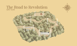 Copy of The Road to Revolution