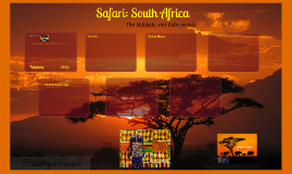 Copy of Safari: Eastern Africa