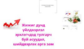 Copy of ЭРДЭМ ШИНЖИЛГЭЭНИЙ ИЛТГЭЛ