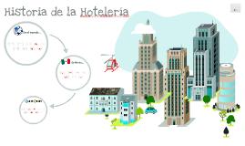 Historia de la Hoteleria