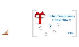 Copy of Cumple Consue