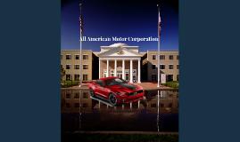 All American Motor Company