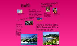 Copy of Haiti