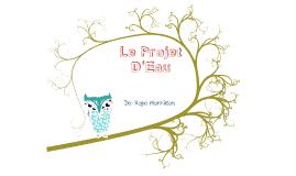 Projet D'Eau