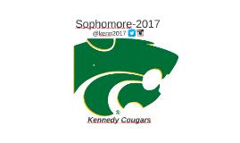 Sophomore- 2017