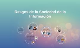 Ragos de la Sociedad de la Información