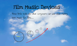 Copy of Film Music Devices