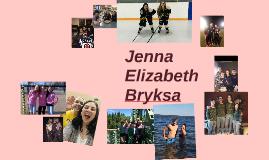 Jenna Elizabeth Bryksa
