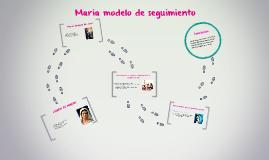 Copy of Copy of Maria modelo de seguimiento