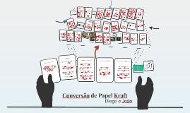 Conversão Papel Kraft