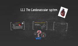 1.2.2 The Cardiovascular system