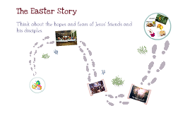 Easter story - feelings and symbols