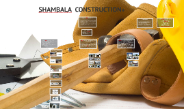 Copy of Copy of «SHAMBALA  CONSTRUCTION»